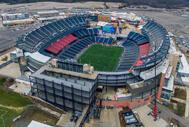 Gillette Stadium - New England Patriots